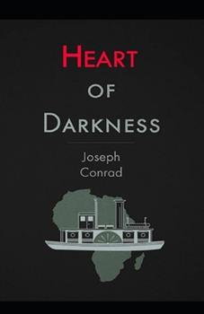 Paperback Heart of Darkness Illustrated Book
