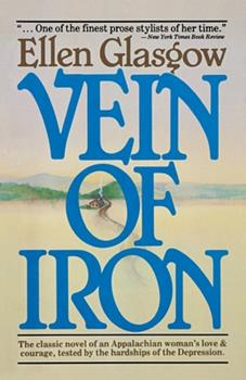 Vein of Iron 0813916364 Book Cover