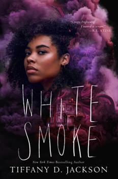 Hardcover White Smoke Book