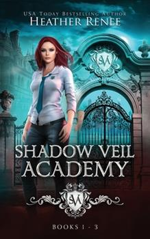 Paperback Shadow Veil Academy Book