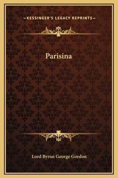 Hardcover Parisina Book