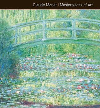 Claude Monet - Book  of the Masterpieces of Art