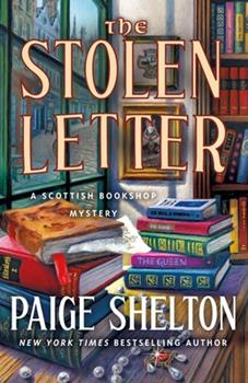 The Stolen Letter 1250203872 Book Cover
