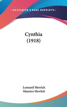 Hardcover Cynthia Book