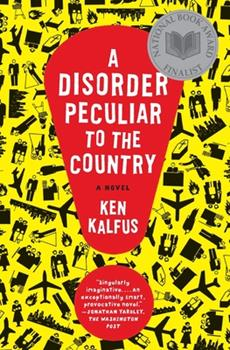A Disorder Peculiar to the Country 0060501413 Book Cover