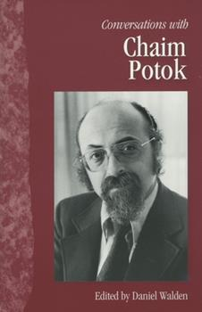 Paperback Conversations with Chaim Potok Book