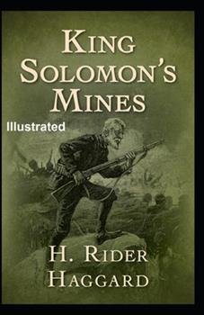 Paperback King Solomon's Mines Illustrated Book