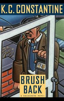 Brushback (Mario Balzic Novel) 0892966467 Book Cover