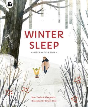 Paperback Winter Sleep: A Hibernation Story Book