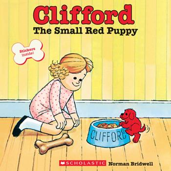 Clifford The Small Red Puppy (Read with Clifford) - Book  of the Clifford the Big Red Dog