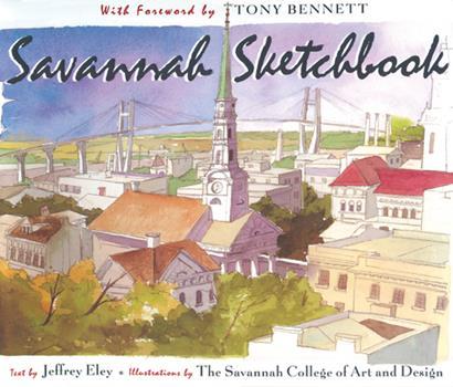 Paperback Savannah Sketchbook Book