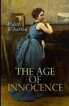Paperback The Age of Innocence Illustrated Book