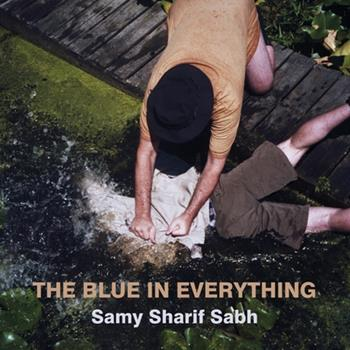 Paperback The Blue in Everything Book