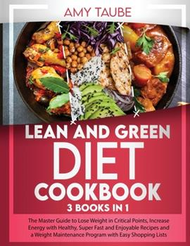 Paperback Lean and Green Diet Cookbook Book