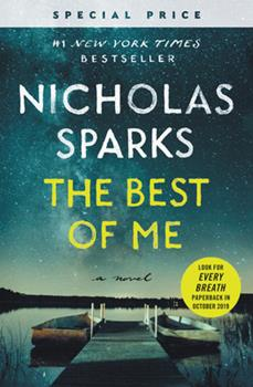 Paperback The Best of Me Book