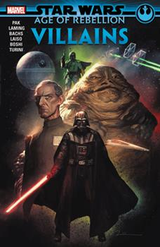 Paperback Star Wars: Age of the Rebellion - Villains Book