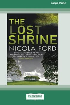 Paperback The Lost Shrine (16pt Large Print Edition) Book