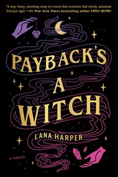Paperback Payback's a Witch Book