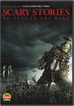 DVD Scary Stories to Tell in the Dark Book