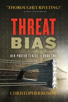 Paperback Threat Bias : Ben Porter Series - Book Two Book