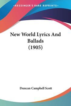 Paperback New World Lyrics and Ballads Book