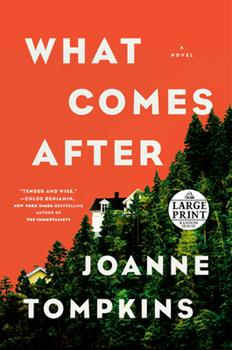 Paperback What Comes After [Large Print] Book