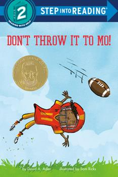 Don't Throw It to Mo! - Book  of the Mo Jackson