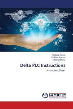 Paperback Delta PLC Instructions Book