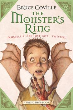 The Monster's Ring (Economy): A Magic Shop Book - Book #1 of the Magic Shop