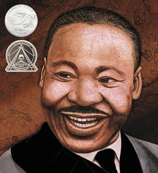 Paperback Martin's Big Words: The Life of Dr. Martin Luther King, Jr. Book