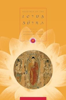 Paperback Readings of the Lotus Sutra Book