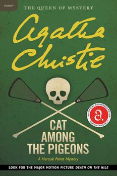 Cat Among the Pigeons - Book #34 of the Hercule Poirot