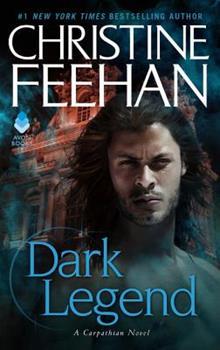 Dark Legend 0062019503 Book Cover