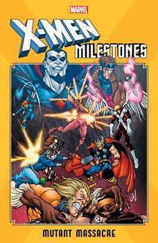 X-Men Milestones: Mutant Massacre - Book  of the Uncanny X-Men 1963-2011
