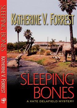 Sleeping Bones - Book #7 of the Kate Delafield