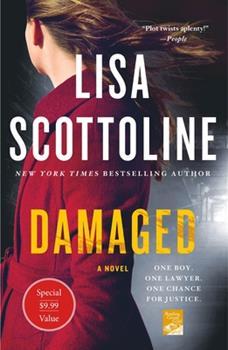Damaged: A Rosato & Dinunzio Novel 1250099641 Book Cover