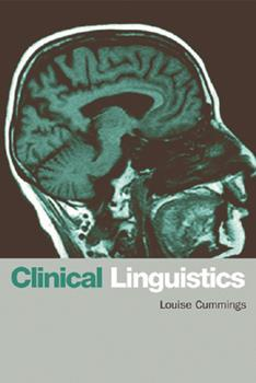 Paperback Clinical Linguistics Book