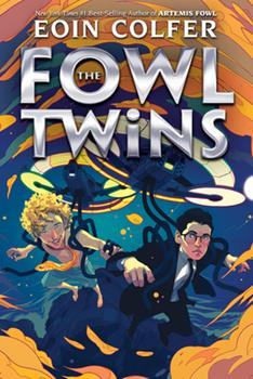 The Fowl Twins 1368043755 Book Cover