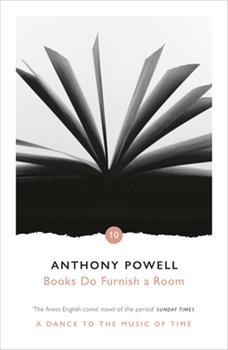 Books Do Furnish a Room 0749306483 Book Cover