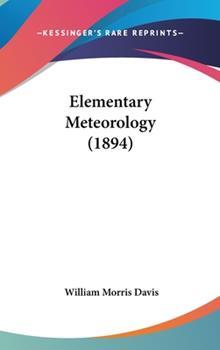 Hardcover Elementary Meteorology Book