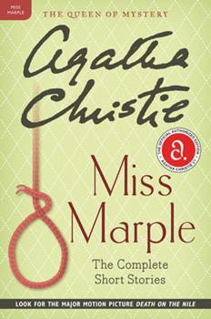 Paperback Miss Marple: the Complete Short Stories : A Miss Marple Collection Book