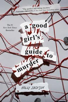 Hardcover A Good Girl's Guide to Murder Book