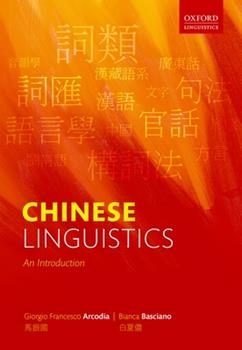 Paperback Chinese Linguistics: An Introduction Book
