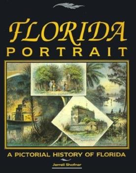 Paperback Florida Portrait: A Pictorial History of Florida Book