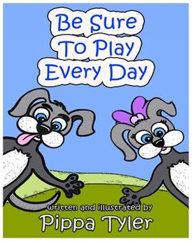 Paperback Be Sure To Play Every Day Book