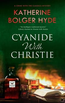 Hardcover Cyanide with Christie Book