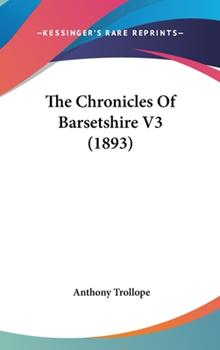 Hardcover The Chronicles of Barsetshire V3 Book