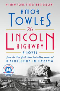 Hardcover The Lincoln Highway Book