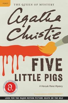 Five Little Pigs - Book #25 of the Hercule Poirot