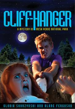 Cliff-Hanger (Mysteries in Our National Park) 0792270363 Book Cover